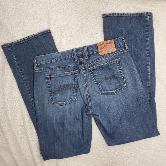 Lucky Brand Denim - Lucky Brand Sweet N Low Denim Jeans